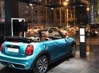 Bán xe Mini Convertible 2019, màu xanh Caribbean Aqua, nhập khẩu nguyên chiếc, giao xe ngay - hỗ trợ vay 80%