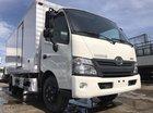 Xe tải Hino bảo ôn 3.49T đời 2017, xe có sẵn hồ sơ xe, giao xe ngay
