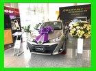 Toyota Tân Cảng Vios 1.5 tự động - Trả trước 150tr nhận xe - xe giao ngay đủ màu - 0933000600