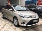 Cần bán xe Toyota Vios G AT năm 2014, màu cát