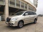 Bán ô tô Toyota Innova E sản xuất năm 2015, chính chủ từ đầu, biển Hà Nội