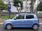 Gia đình bán xe Kia Morning đời 2009, màu xanh lam, 145tr