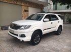 Bán xe Toyota Fortuner Sportivo năm sản xuất 2016, màu trắng chính chủ, giá tốt