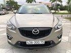 Cần bán gấp Mazda CX 5 2.0 AT đời 2014, màu vàng số tự động, giá chỉ 685 triệu