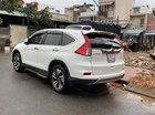 Chính chủ bán Honda CR V 2.4 AT sản xuất năm 2016, màu trắng