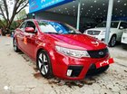 Cần bán xe Kia Cerato đời 2011, màu đỏ, nhập khẩu nguyên chiếc