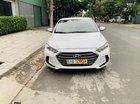 Hyundai Elantra 1.6 MT GLS sản xuất 2017, màu trắng, trả trước 185tr nhận xe