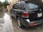 Cần bán lại xe Hyundai Santa Fe Gold sản xuất 2003, màu đen, nhập khẩu nguyên chiếc