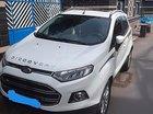 Bán Ford EcoSport Titanium sản xuất 2017, màu trắng số tự động