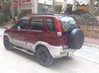 Bán Daihatsu Terios 1.3 4x4 MT đời 2003, màu đỏ