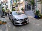 Bán chiếc Mercedes A250 AMG 2015 màu bạc, nhập khẩu nước Đức
