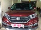 Bán xe Honda CR V 2.4AT đời 2017, màu đỏ chính chủ