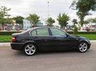 Bán BMW 3 Series 325i năm sản xuất 2005, màu đen chính chủ, 254 triệu