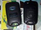 Cần bán gấp Kia Morning năm sản xuất 2012, màu xám, xe gia đình sử dụng kỹ