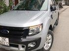 Bán Ford Ranger Wildtrak 3.2 đời 2015, màu bạc, 610tr