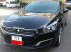 Cần bán gấp Peugeot 508 1.6 AT năm sản xuất 2015, màu đen