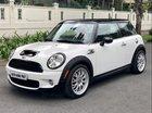 Bán Mini Cooper S đời 2008, màu trắng, mới bảo dưỡng hơn trăm triệu gần như full các hạng mục cần làm