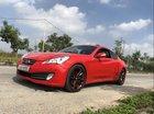 Cần bán xe Hyundai Genesis sản xuất 2009, màu đỏ, nhập khẩu nguyên chiếc