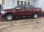 Cần bán Ford Ranger năm 2013, màu đỏ, nhập khẩu nguyên chiếc chính chủ, giá chỉ 460 triệu