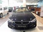 Cần bán BMW 4 Series 420i Convertible sản xuất năm 2018, màu xanh lam, xe nhập