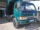 Chính chủ bán xe tải Chiến Thắng 6.2T đời 2015, màu xanh lam