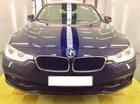 Bán BMW 320i LCI model 2017, màu đen/kem, đăng ký cuối 2017, biển Hà Nội