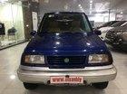 Cần bán xe Suzuki Vitara đời 2004, màu xanh lam, số sàn
