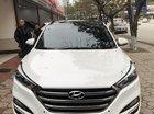 Bán xe Hyundai Tucson 1.6 Tubor sản xuất 2017, màu trắng, biển TP
