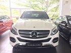 Bán Mercedes-benz GLE400 4matic Exclusive, đăng ký 05/2018, màu trắng/nâu, 8.300km
