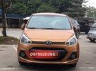 Cần bán gấp Hyundai Grand i10 1.25 AT năm 2015, giá 375tr