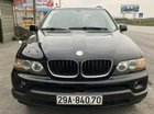 Cần bán BMW X5 sản xuất năm 2004, màu đen, nhập khẩu