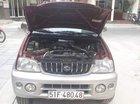 Cần bán lại xe Daihatsu Terios 1.3 4x4 MT đời 2003, màu đỏ, giá 180tr