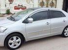 Bán xe Toyota Vios 1.5 E 2008, màu bạc, giá 290tr