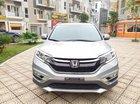 Cần bán xe Honda CR V 2.4 đời 2017, màu bạc