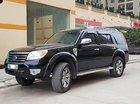 Cần bán lại xe Ford Everest 2.5L 4x2 AT 2012, màu đen như mới, 565tr