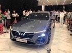 Bán ô tô VinFast LUX A2.0 đời 2019, màu xám, giá 900tr