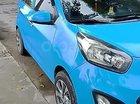 Cần bán gấp Kia Morning EX MTH năm 2013, màu xanh lam còn mới