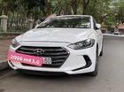 Bán Hyundai Elantra 1.6 MT 2016, màu trắng đã đi 30000 km, giá 518tr