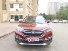 Bán xe Honda CR V 2.4 sản xuất 2016, màu đỏ