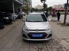 Bán ô tô Hyundai Grand i10 1.0 MT năm sản xuất 2016, màu bạc
