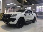 Cần bán lại xe Ford Ranger Wildtrak 3.2 năm 2015, form 2016, màu trắng, nhập khẩu, giá chỉ 735 triệu