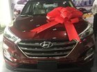 Bán Hyundai Tucson 2019, màu đỏ, giá tốt