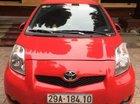 Cần bán lại xe Toyota Yaris Verso sản xuất 2011, màu đỏ, nhập khẩu nguyên chiếc chính chủ, giá tốt
