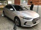 Bán Hyundai Elantra 1.6 AT đời 2017, màu bạc, 610 triệu
