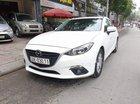 Bán Mazda 3 1.5 năm sản xuất 2016, màu trắng, chính chủ