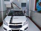 Cần bán Chevrolet Cruze Ltz 2016, màu trắng, nhập khẩu chính chủ, giá tốt