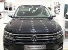 Bán Volkswagen Tiguan 2.0 sản xuất năm 2018, màu đen, nhập khẩu nguyên chiếc