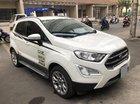 Cần bán Ford EcoSport 1.5L Titanium đời 2018, màu trắng giá cạnh tranh
