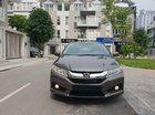 Cần bán xe Honda City 1.5 CVT năm 2016, màu nâu