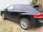 Bán lại Toyota Venza số tự động, màu đen, nội thất màu kem, sx, đăng ký cuối 2009, nhập khẩu Mỹ
